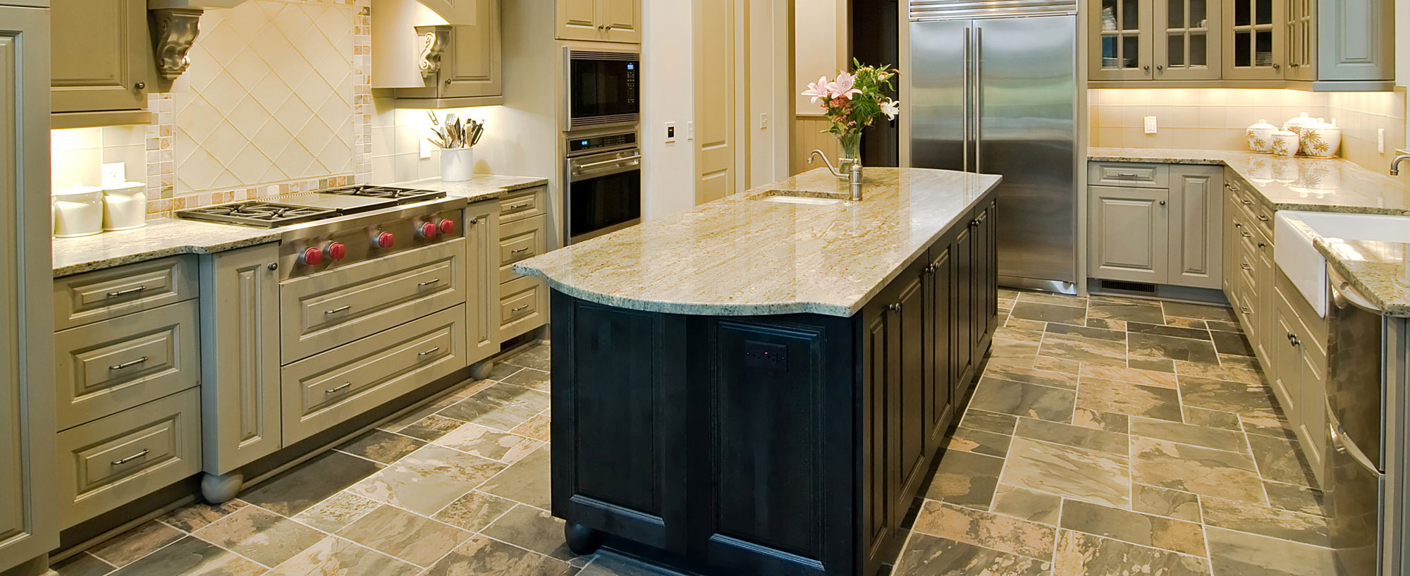 custom kitchen remodeling Los Angeles